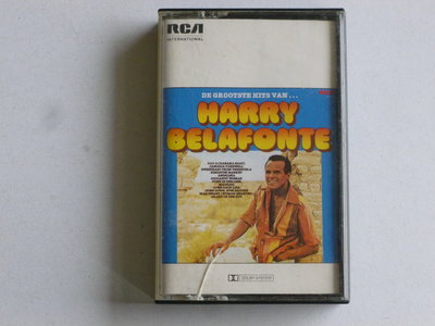 Harry Belafonte - De Grootste Hits van (cassette bandje)