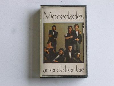 Mocedades - Amor de hombre (cassette bandje)