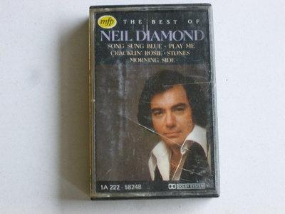 Neil Diamond - The best of (cassette bandje)