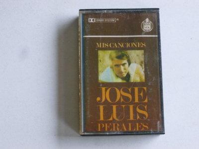 Jose Luis Perales - Mis Canciones (cassette bandje)