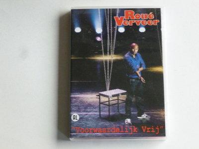 Roue Verveer - Voorwaardelijk Vrij (DVD) gesigneerd