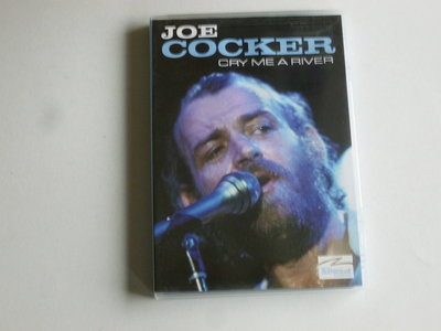 Joe Cocker - Cry me a river  / Rockpalast (DVD)