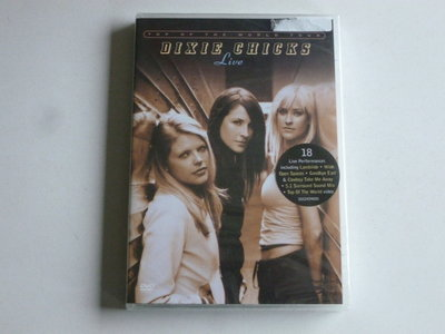 Dixie Chicks - Live / Top of the world tour (DVD) Nieuw