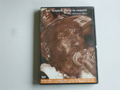 "Lee ""Scratch "" Perry in Concert  / The Ultimate Alien (DVD)"
