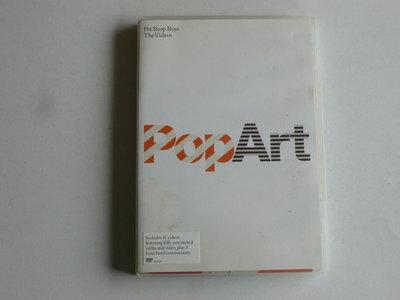 Pet Shop Boys - The Videos / Pop Art (DVD)