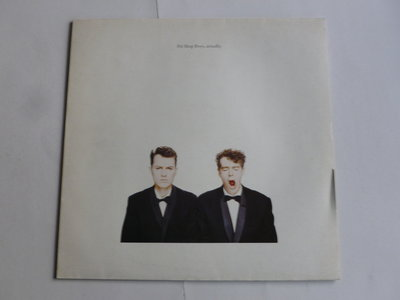 Pet Shop Boys - Actually (LP) emi