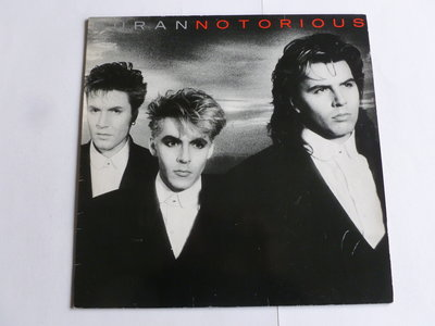 Duran Duran - Notorious (LP)
