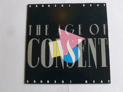 Bronski Beat - The Age of Consent (LP)