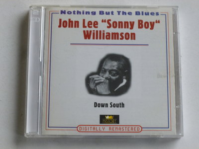 "John Lee ""Sonny Boy"" Williamson - Down South  (2 CD)"