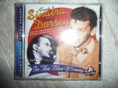 Frank Sinatra & Tommy Dorsey - in the blue evening (nieuw)