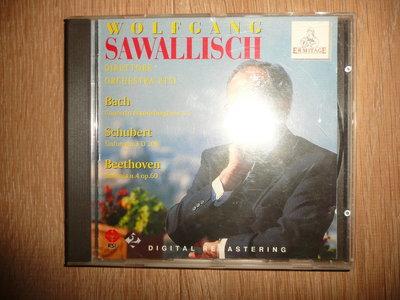 Wolfgang Sawallisch - Bach, Schubert, Beethoven