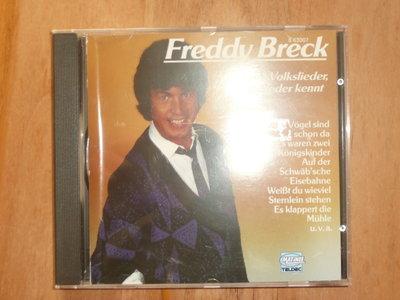 Freddy Beck - Singt Volkslieder, Die Jeder Kennt