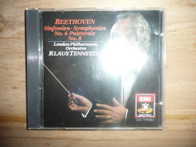 Beethoven - Symph. 6 , 8