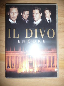 Il divo encore dvd tweedehands cd - Il divo cast ...