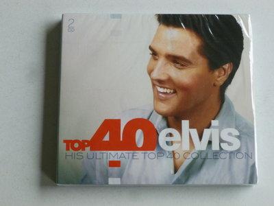 Elvis Presley - Top 40 / His Ultimate Top 40 Collection (2 CD) Nieuw