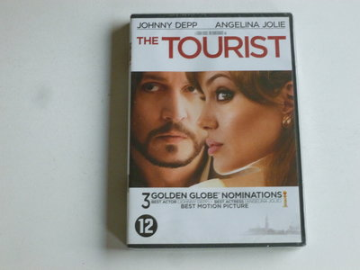 The Tourist - Johnny Depp, Angelina Jolie (DVD) Nieuw