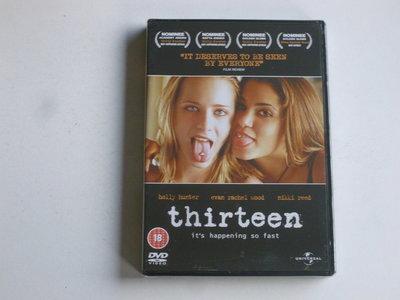 Thirteen - evan rachel wood (DVD) Nieuw