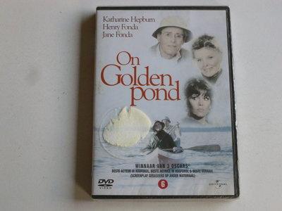 On Golden Pond - Katharine Hepburn, Henry, Jane Fonda (DVD) Nieuw