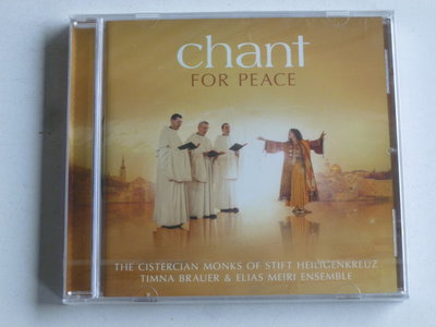 Chant for Peace - The Cistercian Monks (nieuw)