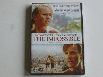The Impossible - Naomi Watts (DVD) Nieuw