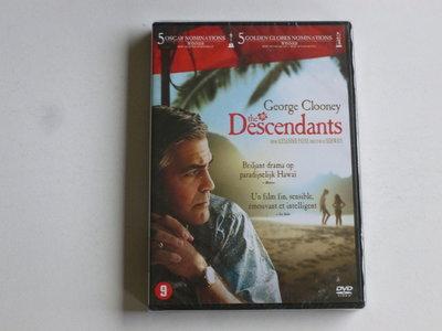 The Descendants - George Clooney (DVD) nieuw