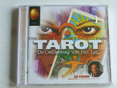 Tarot - De ontdekking van het Lot / Ad Visser (Oreade music) nieuw