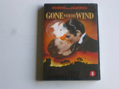 Gone with the Wind - Clark Gable (DVD) Nieuw