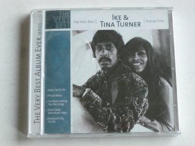 Ike & Tina Turner - The very best of (nieuw)