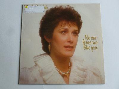 Sheila Walsh - No one love me like you (LP)