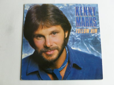 kenny Marks - Follow Him (LP)