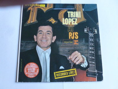 Trini Lopez - At PJ's (LP)