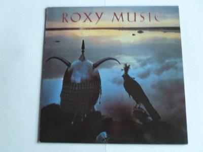 Roxy Music - Avalon (LP) 1982
