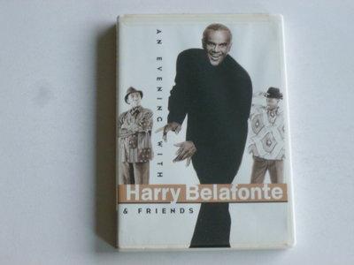 Harry Belafonte & Friends - An Evening With (DVD) nieuw