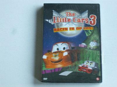The Little Cars 3 / Racen er op los! (DVD) Nieuw
