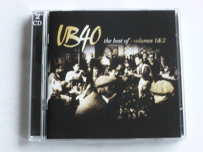 UB40 - The best of / volumes 1 & 2 (2CD)