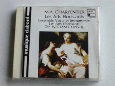 Charpentier - Les Arts Florissants / William Christie
