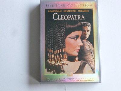 Cleopatra - E. Taylor, R. Burton / Five Star Collection (3 DVD)