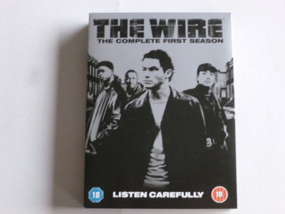 The Wire - The Complete First Season (5 DVD)