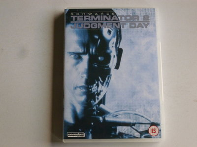 Terminator 2 / Judgment Day - Schwarzenegger ( DVD)