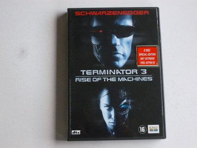 Terminator 3 / Rise of the Machine - Schwarzenegger (2 DVD)