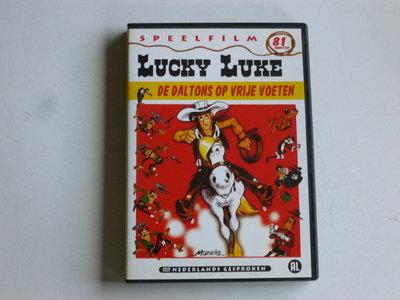 Lucky Luke - De Daltons op vrije voeten (DVD)