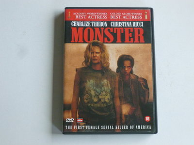 Monster - Charlize Theron (DVD)