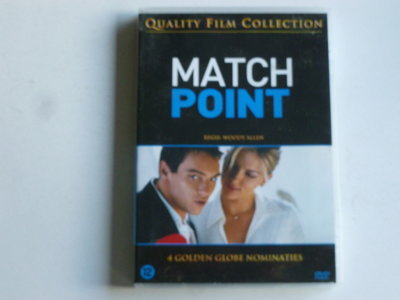 Match Point - Woody Allen (DVD) quality film collection