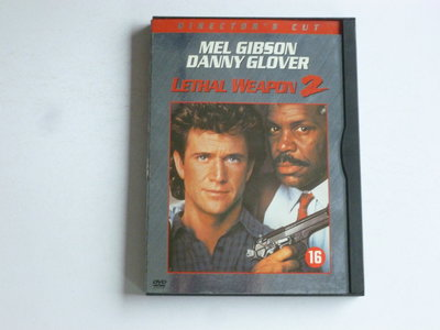 Lethal Weapon 2 - Mel Gibson, Danny Glover (DVD)