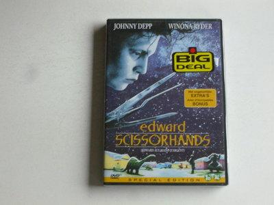 Edward Scissorhands - Johnny Depp (DVD) Nieuw