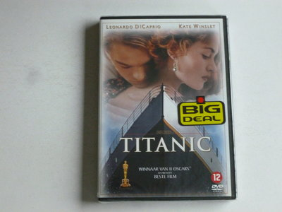 Titanic - Leonardo Dicaprio, Kate Winslet (DVD) Nieuw