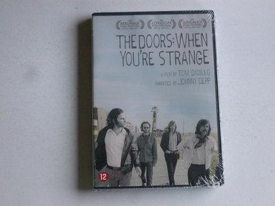 The Doors - When you're Strange (DVD) Nieuw