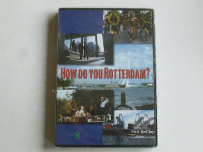 How do you Rotterdam ? (DVD) nieuw