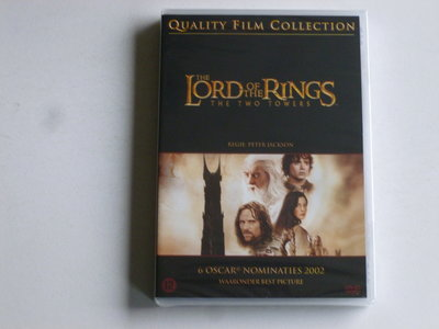 The Lord of the Rings - The Two Towers (DVD) Nieuw
