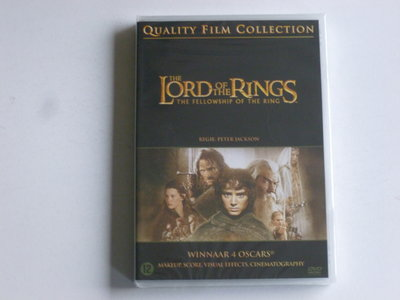 The Lord of the Rings - The Fellowship of the Ring (DVD) Nieuw
